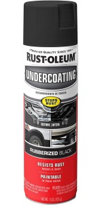 standard protective car, truck and vehicle underbody spray