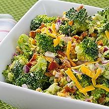 Hearty Broccoli Salad