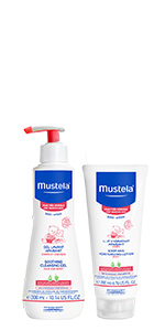 Very Sensitive Set includes 2 natural fragrance-free skincare products to cleanse, soothe, protect