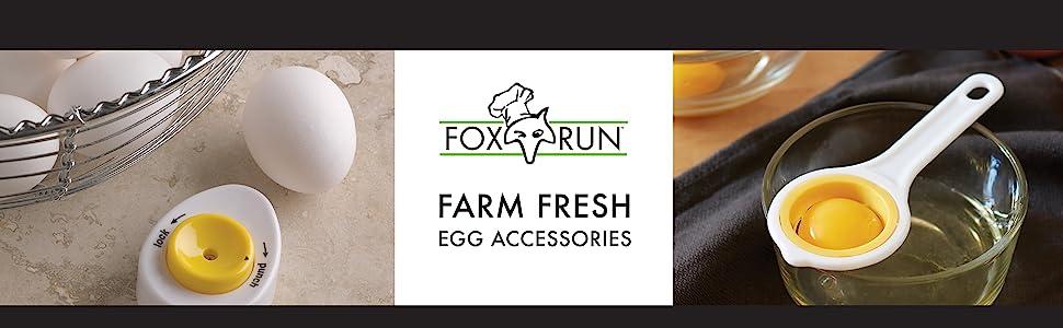 egg timer; egg ring; egg ring sets; egg piercer; egg pan set; egg cup; egg separator
