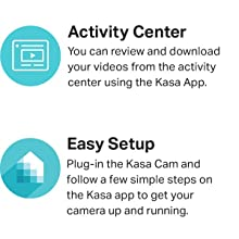 Amazon Com Kasa Cam By Tp Link Wifi Camera For Home