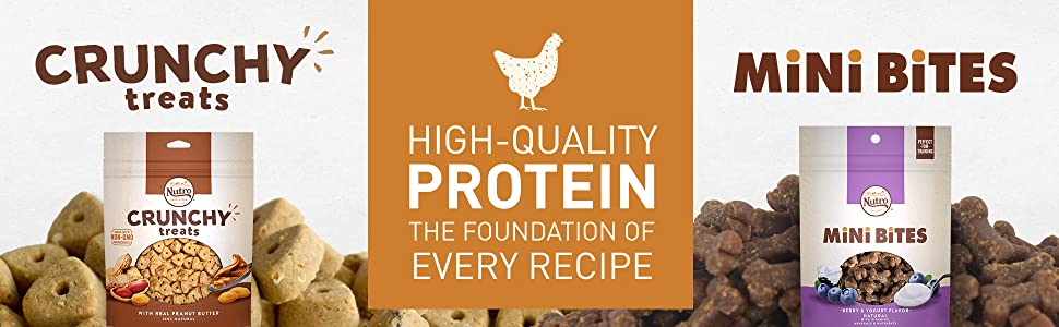 Natural Dog Treats, All Natural Dog Treats, Crunchy Dog Treats, High Protein Dog Treats