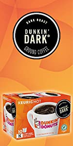 Dunkin Donuts Coffee, Original Blend Medium Roast Coffee, K ...