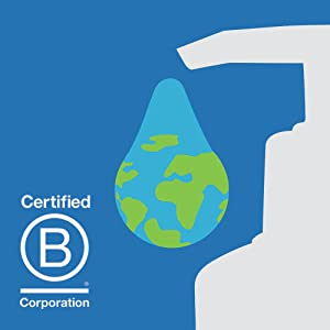 Certified B Corporation for baby skin type normal, dry, very sensitive and eczema prone skin.
