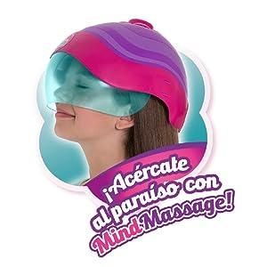 5 senses, mind massage, relax, casco