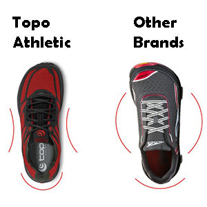 Womens Topo Athletic ST-3 Running Shoe