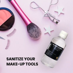 Sanitise Your Makeup Tools