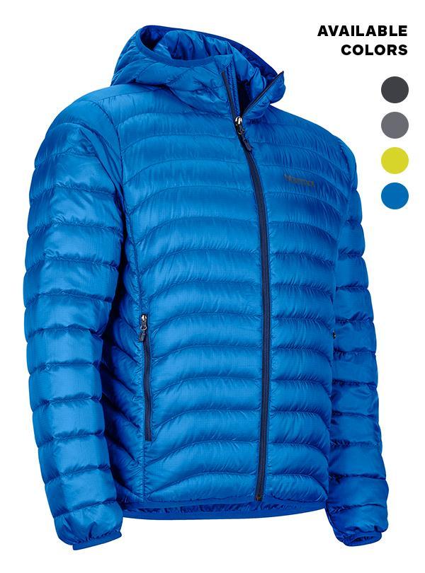 Amazon.com: Marmot Tullus Hoody Men's Winter Puffer Jacket