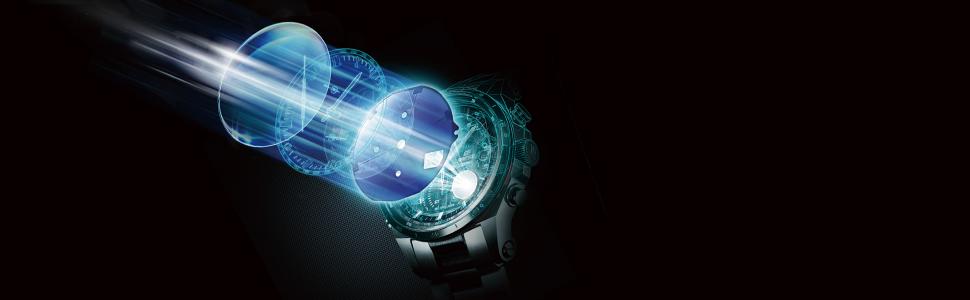 Solar Powered visual