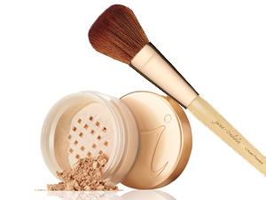 foundation mineral makeup loose powder broad spectrum spf vegan skincare clean natural organic