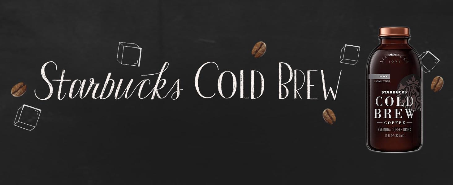 Starbucks Blonde Roast Iced Coffee Unsweetened, 48 oz ...
