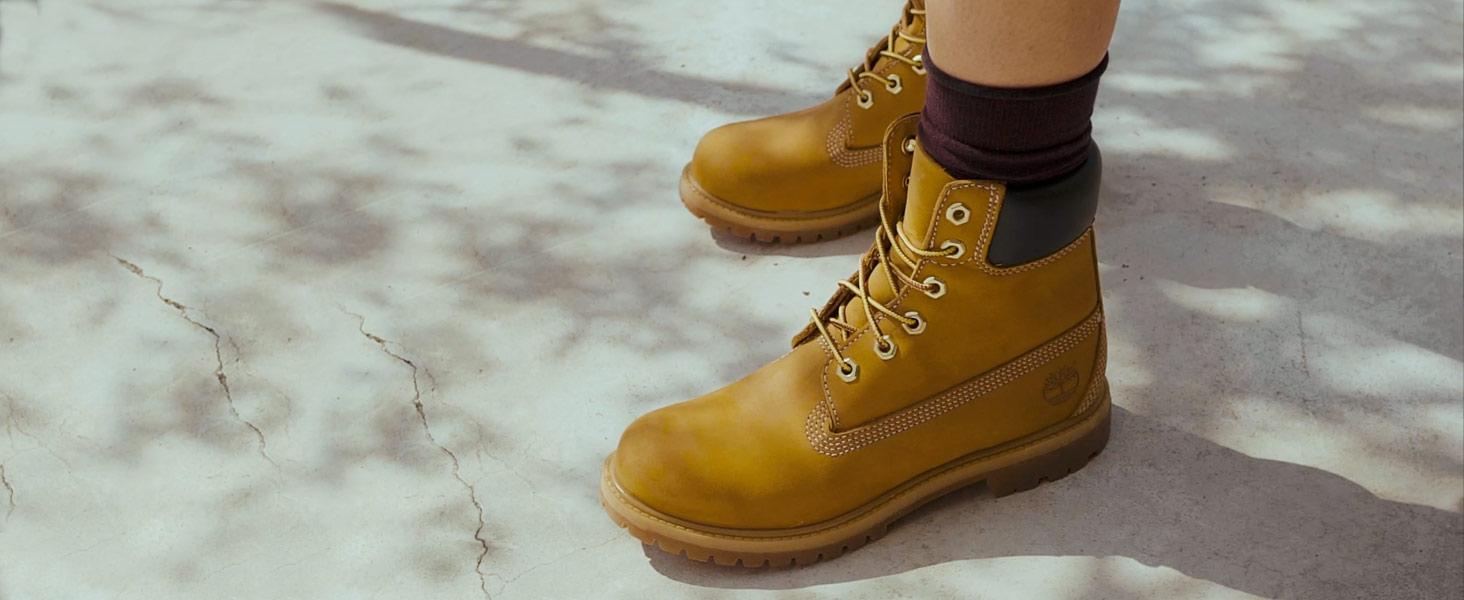 Timberland Damen Premium 14 Inch Waterproof Stiefel