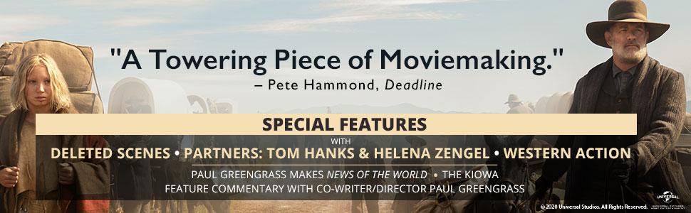 news of the world tom hanks