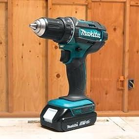 cordless drill, cordless, Makita drill XFD10Z