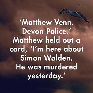 Matthew Venn. Devon Police The Long Call Ann Cleeves