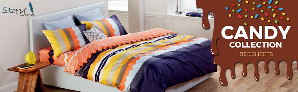 Candy Bedsheet