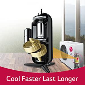 LG DUAL Inverter AC