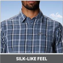 Silk Like Feel
