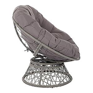 Grey cushion and Grey Frame