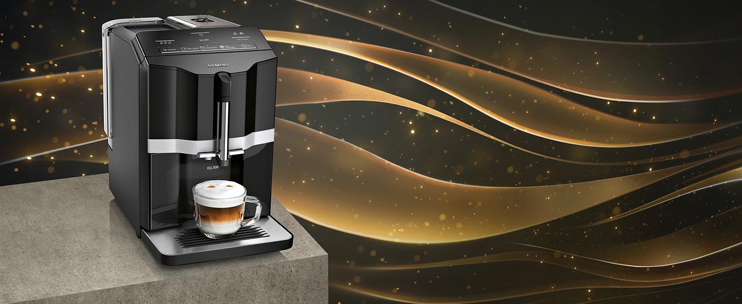 Siemens TI351209RW Cafetera Espresso Superautomática, 1300 W, 1.4 ...