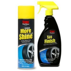 Tire Finish, Tire Shine, Black Magic, Stoner Car Care