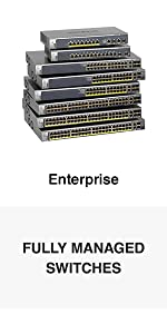 fully managed switch