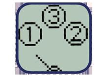 Diviértete con el cronómetro que incorpora el reloj.