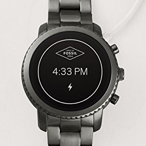 71b51950b49d Fossil FTW4002 Smartwatch Digital para Hombre