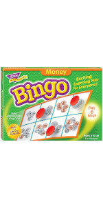 trend Money Bingo Game