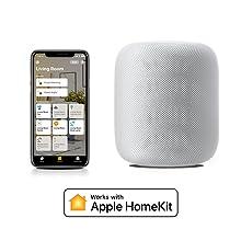 Works with Apple HomeKit