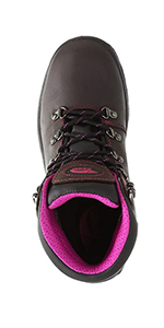 Avenger Work Boots Womens Framer Steel Toe Waterproof Work Boot