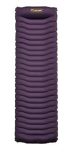 curved air mat