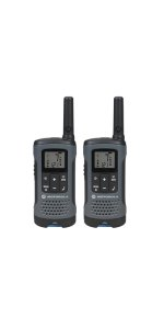 Motorola T200 Talkabout Radio, 2 Pack