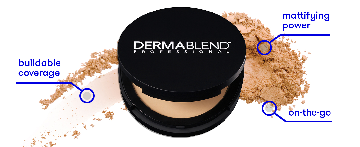 Foundation, Dermablend