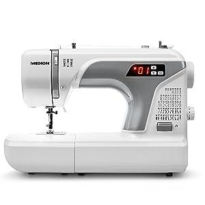 Iluminación óptima. Con nuestra máquina de coser ...