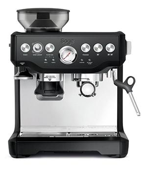 the Barista Express Espressomaschine von Sage, SES875BKS2EEU1