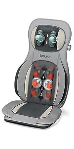 Beurer MG 320 Massageauflage Sitz Entspannung Verspannung Muskeln Rückenmassage Nackenmassage