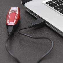 usb rechargeable bike lights front rear taillight