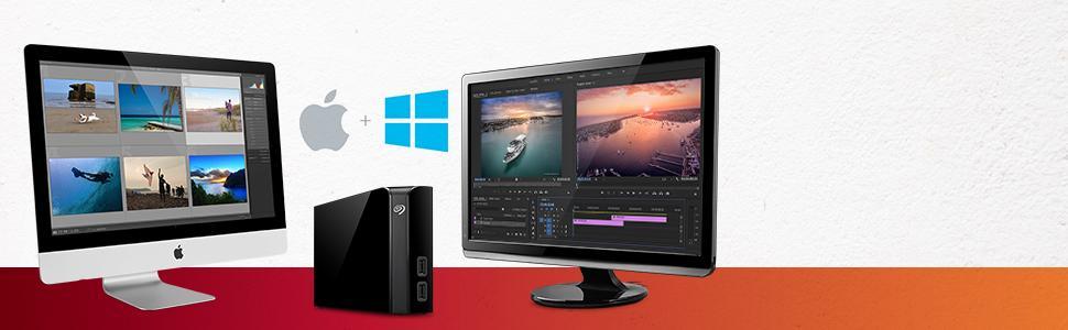Compatible con Mac y PC