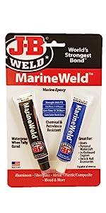 J-B Weld Marine Weld Twin Tubes