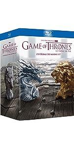 Game of Thrones,GOT,saison 7,intégrale,HBO,Daenerys,dragon,marcheur blanc,DVD,exclusif,bonus