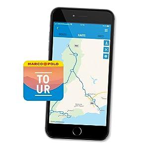 MARCO POLO Reiseführer, Touren-App, Offline-Karten, Urlaub planen, Reiseplanung