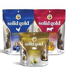 grain free, natural, dog treats, superfood
