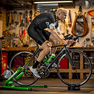 Kinetic quality bike trainer construction
