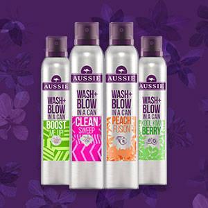 Aussie - Miracle Instant Clean Shampooing Sec pour Cheveux Normaux à Gras - 180 ml