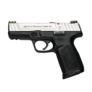Front and rear sight, sight set, handgun sight, smith and Wesson sight, pistol sight, Hiviz sights