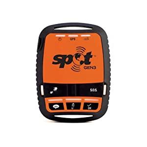 GPS Satelital con Funcion de Rastreador y Mensajes color Naranja Globalstar Spot-3