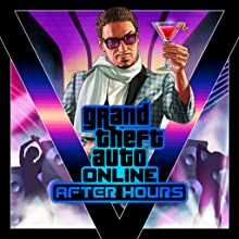 GTAV GTAO after hours grand theft auto online v