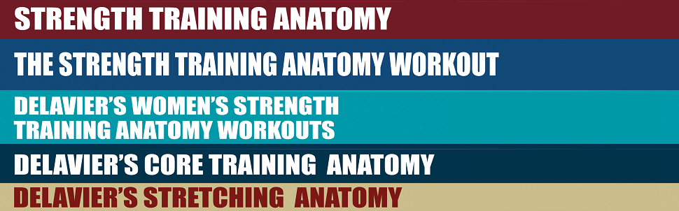 Delaviers womens strength training anatomy workouts frederic frederic delaviers womens strength training anatomy workouts isbn 9781450466035 fandeluxe Images