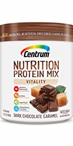 Centrum Nutrition Protein Powder Mix Vitality